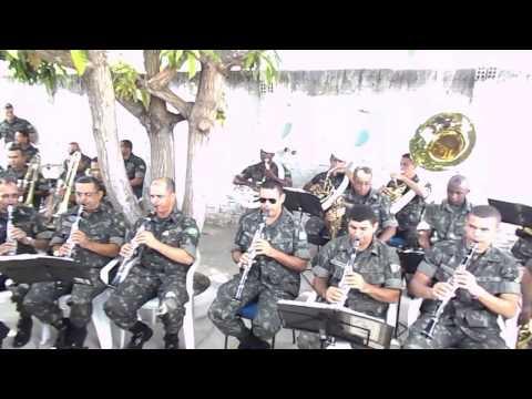BANDA DE MÚSICA DO EXÉRCITO BRASILEIRO EM URBANO SANTOS/MA