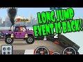 Hill Climb Racing 2 - LONG JUMP Event is Back! | Update 1170
