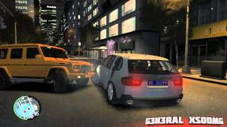 BMW X5 XDrive30d M Sport 2011  Review Test Drive On GTA IV Car Mod.wmv