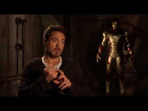 Robert Downey Jr II - Interview Robert Downey Jr II (Anglais)