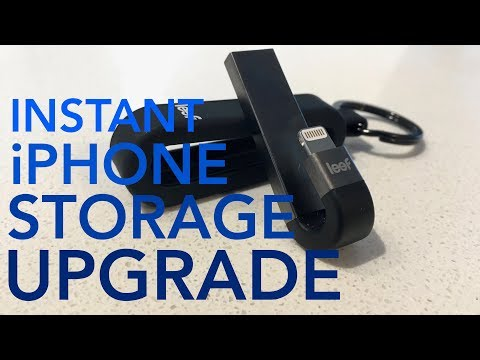 REVIEW: Increase iPhone storage with the Leef iBridge 3