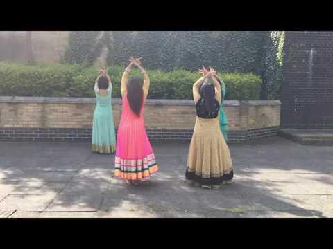 Preeti mishra cham cham dance video