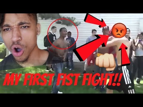 STORYTIME! | My First Fist Fight!! | I NEVER Hit Someone This Hard In My Life!!