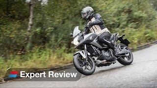 4. Honda NC750X bike review