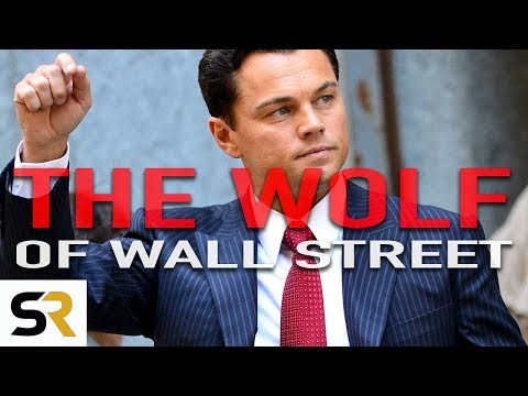 The Wolf Of Wall Street: The True Story Of Jordan Belfort