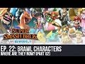 Super Smash Bros. Wii U/3DS - Weekly - Brawl Characters Where Are They Now? (Part 02)
