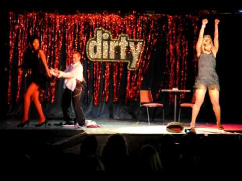 COOL KAT LOUNGE COOL B AT THE DIRTY SHOW, ANOTHER GREAT PERFORMANCE