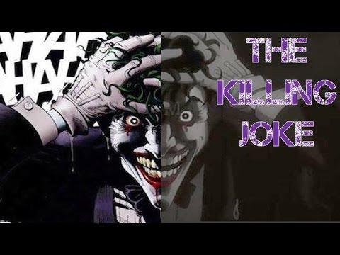 Batman: The Killing Joke (2016) | Spoilercast