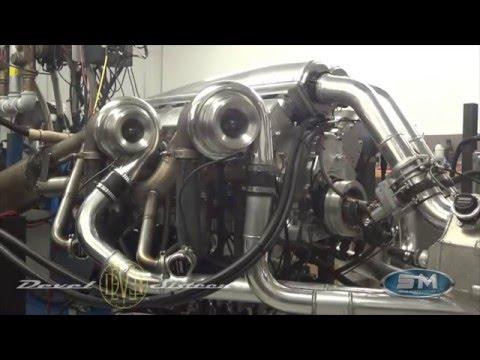 杜拜車廠生產出怪物級的5000匹馬力變態超跑,引擎的測試影片讓想質疑的人都閉嘴發愣!