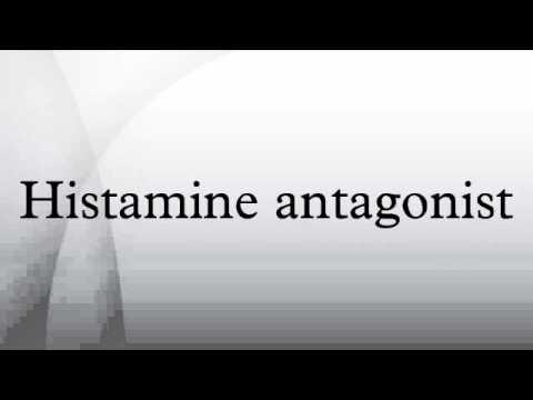 Histamine antagonist