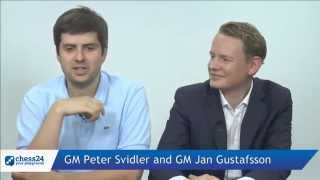 Q&A with Peter Svidler