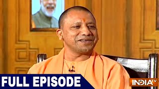 Video UP CM Yogi Adityanath in Aap Ki Adalat (2018) | Samvaad on 1 Year of Uttar Pradesh Govt MP3, 3GP, MP4, WEBM, AVI, FLV Juni 2018