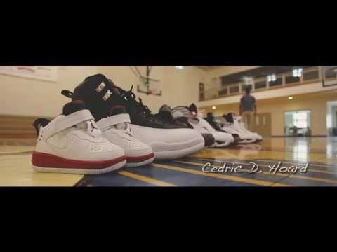 Cedric Dale Hoard - New Jordans