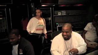 "Faith Evans R&B Divas ""Sisterfriend"" session"