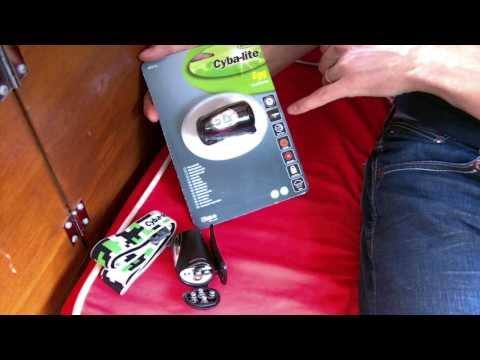 Cyba-Lite Egg Headtorch (Headlamp) RT5172