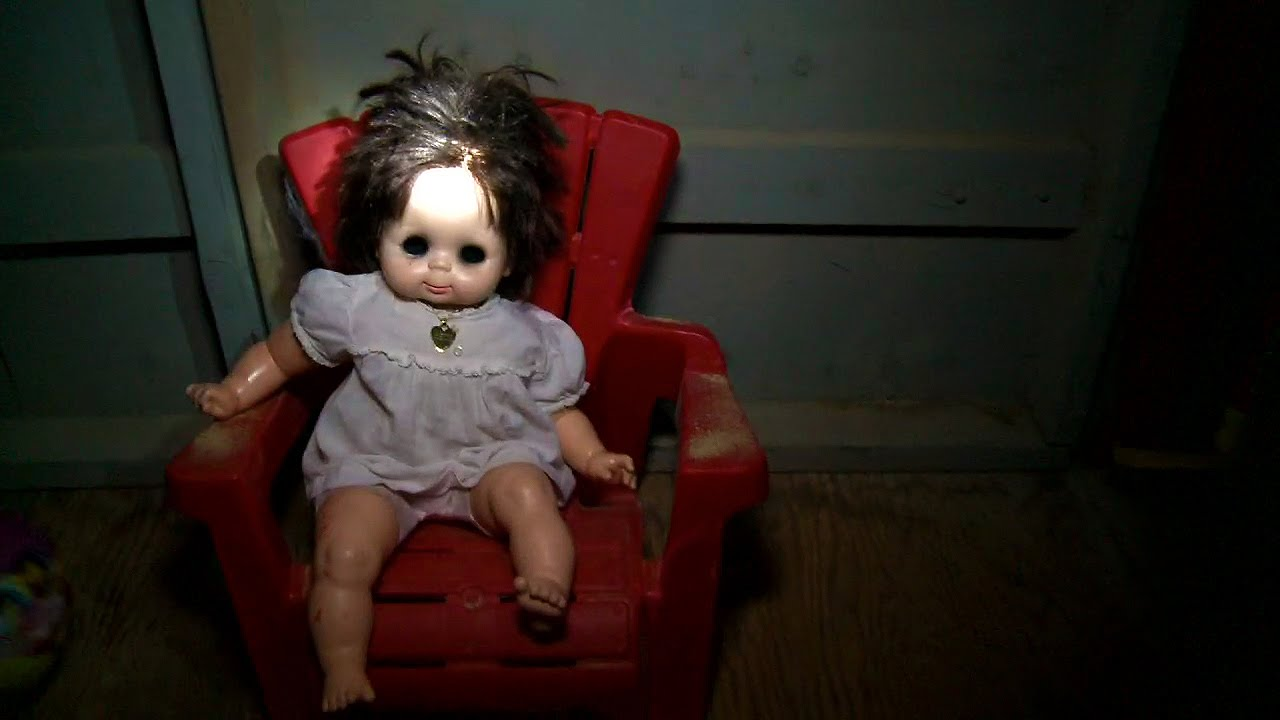 Heidi - Official Trailer #1 Found Footage Doll Movie