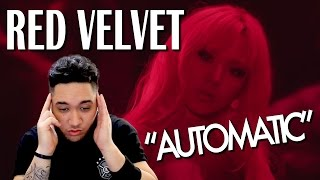 Red Velvet (레드벨벳) - Automatic REACTION!!!