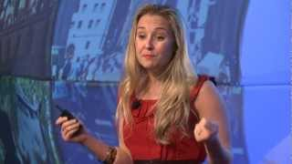 One Life-Changing Class You Never Took: Alexa von Tobel at TEDxWallStreet