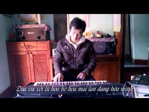 DJ Con Bướm Xuân đàn organ
