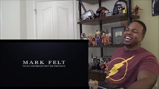 Nonton Mark Felt: The Man Who Brought Down the White House Trailer #1 - REACTION!!! Film Subtitle Indonesia Streaming Movie Download
