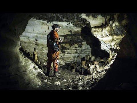 Mexiko: Spektakuläre Maya-Relikte in »Jaguar-Höhle« v ...