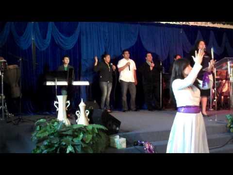 Creo En Ti -Julio Melgar -Recibe Toda La Gloria-Giovanna Ferretti Leading Worship