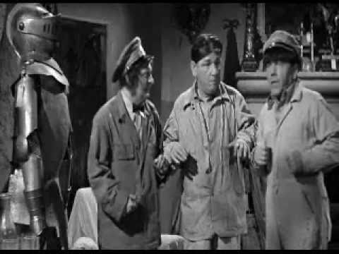 PT 2 The Three Stooges In Creeps by James Daniels