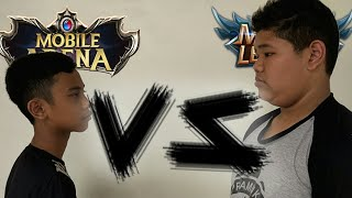 Video Mobile Arena vs Mobile Legends MP3, 3GP, MP4, WEBM, AVI, FLV Oktober 2017