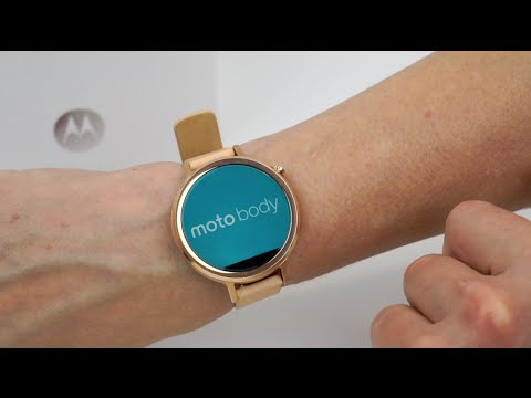 Moto 360 (2015 Model) Review