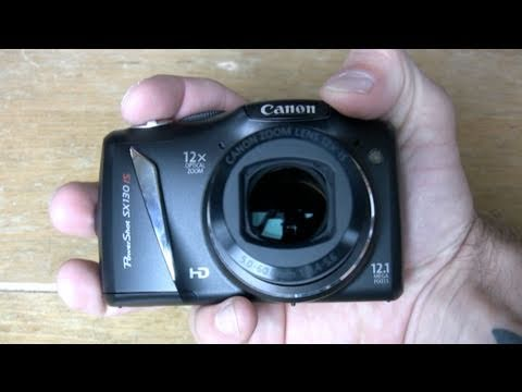 Canon PowerShot SX130 IS Review