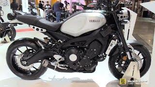 8. 2017 Yamaha XSR900 - Walkaround - 2016 EICMA Milan