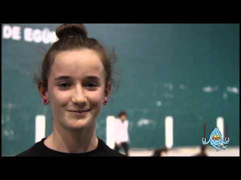 Entrevista Alaia Campeonas de España
