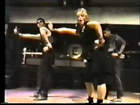 Madonna 1983 Burning Up [The Tube]