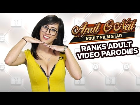 April O'Neil Top 7 Most Accurate Porn Parodies (NSFW)