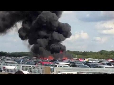 Βρετανία: Στην οικογένεια Λάντεν ανήκε το αεροπλάνο που συνετρίβη στα νότια της χώρας