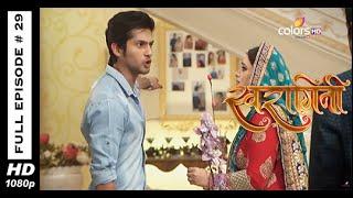Swaragini   9th April 2015                                 Full Episode  Hd