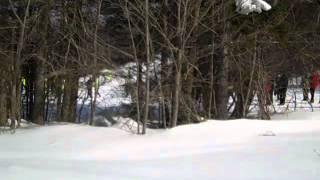 Bennington (VT) United States  city pictures gallery : 2014 Dion Snowshoes USA National Championships women's race Bennington, Vermont