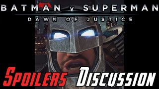 Video Batman v Superman Spoilers Discussion MP3, 3GP, MP4, WEBM, AVI, FLV Januari 2019
