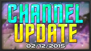 Channel Update - 02/12/2015 - Birthday, 86,500 Subscribers, Series Talk and Family Plans!