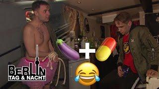 Video Berlin - Tag & Nacht - WTF! Schmidti & Bülent nehmen Viagra + entführen einen Hund!? #1433 - RTL II MP3, 3GP, MP4, WEBM, AVI, FLV April 2018