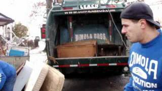 Crushing Garbage always puts a smile on our face :) Watch us demolish rooms of junk from a full home. NYC got junk to be...