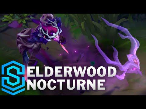 Nocturne Thần Rừng - Elderwood Nocturne