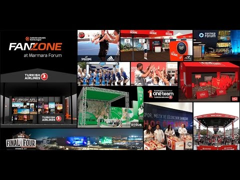 #F4FANZONE is coming to trendy Marmara Forum in Istanbul!