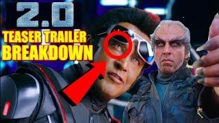 Video 2.0 - Official Teaser Trailer Breakdown - Story | Rajinikant | Akshay Kumar| Things You Missed MP3, 3GP, MP4, WEBM, AVI, FLV Januari 2019