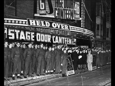 Stage Door Canteen [1943] Frank Borzage