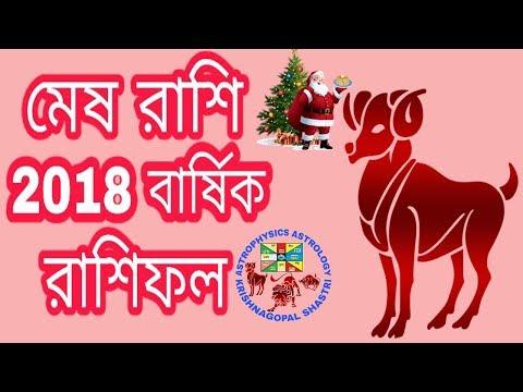 Mesh Rashifal 2018 | Arish | মেষ রাশিফল 2018 | Arish HOROSCOPE 2018 | Yearly Predictions - 2018