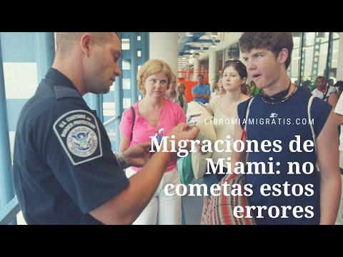 Migraciones de Miami: no cometas estos errores