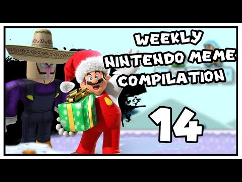 Weekly Nintendo Meme Compilation Vol.14