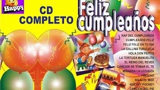 FELIZ CUMPLEAÑOS - Canciones Infantiles