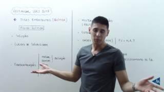 Primeiras dicas de Química com o professor Cristiano!